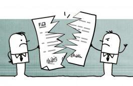 résiliation de contrat d'électricité ou de gaz