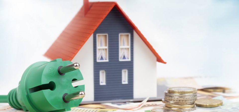 Consommation électrique d'une maison