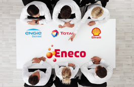 Engie Electrabel, Shell, Total et Eneco