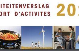 Rapport d'activité 2017 du Service de Médiation de l'Energie en Belgique