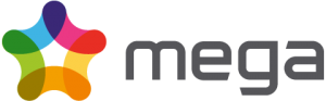 Logo van Mega