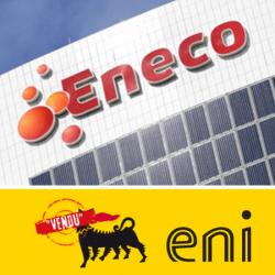 Fournisseur d'énergie Eni VS Eneco