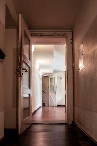 Couloir d'une maison vide