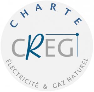 Logo du label de la CREG