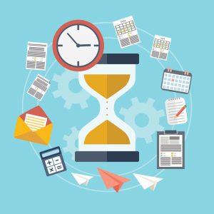 Processus de relève de compteur et organisation dans le temps