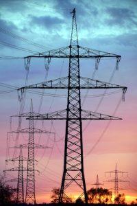 Elektrische pylonen