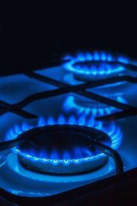 Cuisiner au gaz naturel est assez économique.