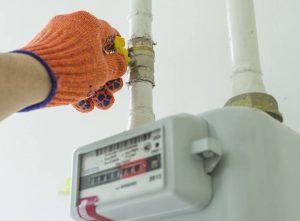 Mise en service (ou ouverture) d'un compteur de gaz