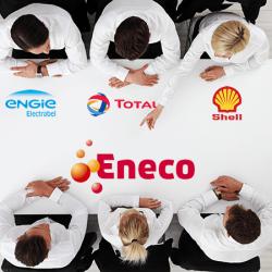 Engie Electrabel, Shell, Total et Eneco