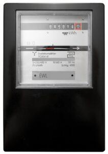 Raccordement électrique : compteur d'électricité