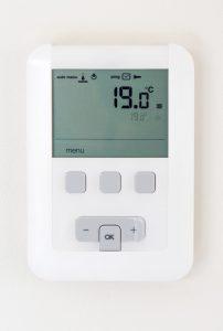 Een verwarming op aardgas is voordelig, zolang je thermostaat goed is afgesteld.