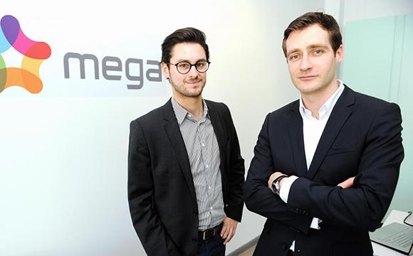 Michael Corhay, administrateur délégué du fournisseur d'énergie Mega