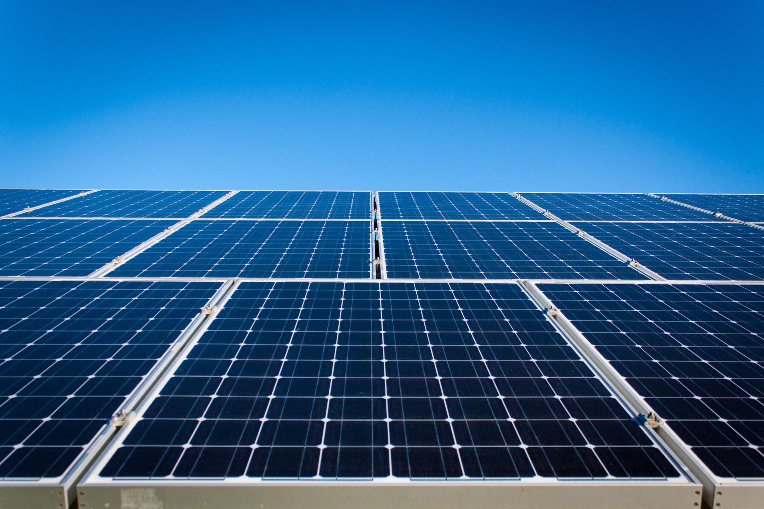 Production d'electricite : énergie solaire - panneaux photovoltaiques - Comparateur-energie.be